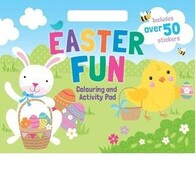 Easter Fun Colouring & Activity Pad
