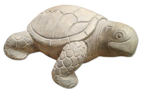 Garden Ornament - Concrete Turtle