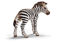 Schleich Collectables - Zebra Foal