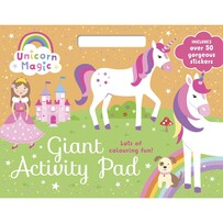 Unicorn Magic Activity Pad