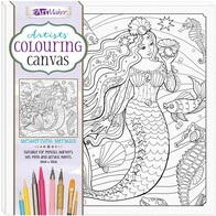 Artist Canvas - Mermaid