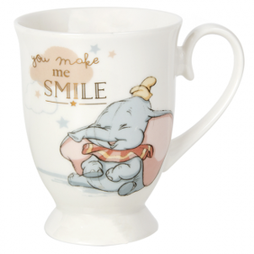 Dumbo Mug - You Make Me Smile