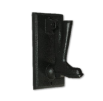 Gumboot Door Knocker