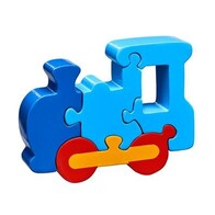 Wooden Puzzle - Choo Choo Train