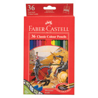 Faber Castell  - Colour Pencils 36