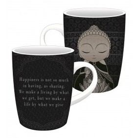 Little Buddha Giving Mug