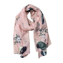 NZ Fashion Scarf - Native Skies