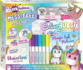 Inkredibles Activity Kit - Unicorns