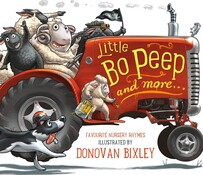 Donovan Bixley / Little Bo Peep and More