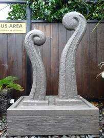 Koru Infinity Water Feature