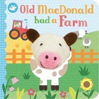 Finger Puppet Books - Old MacDonald had a Farm