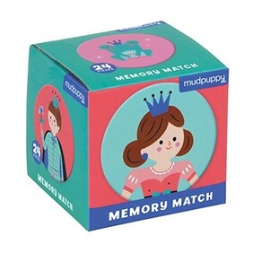 Memory Match Boxed Discs