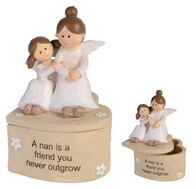 Angel Trinket Box - Nana