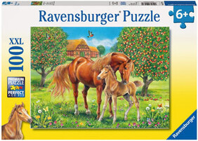 Ravensburger Puzzle - Horses in the Field