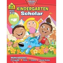 School Zone - Kindergarten Scholar