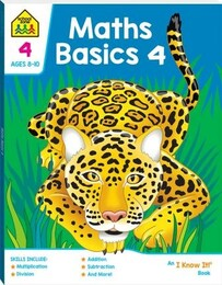 School Zone - Maths Basic 4