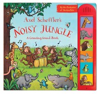Alex Scheffler - Noisy Jungle