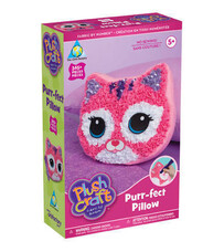 Plush Craft - Purr-fect Pillow