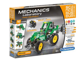 Mechanics Laboratory - Farm Equipment