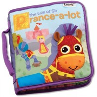 Lamaze - Cloth Book The Tale of Sir Prance A Lot