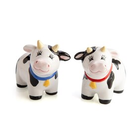 Salt & Pepper - Cow
