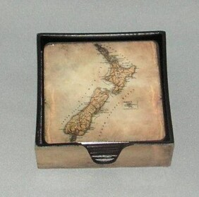 Coasters - NZ Map