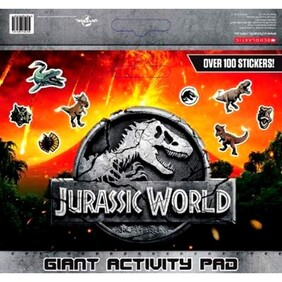 Giant Activity Pad - Jurassic World