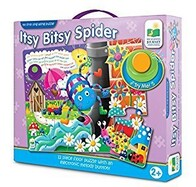 Sing Along Puzzle - Itsy Bitsy Spider
