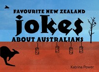 NZ Jokes about Australians... Book