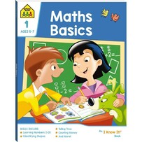 School Zone - Maths Basics 1
