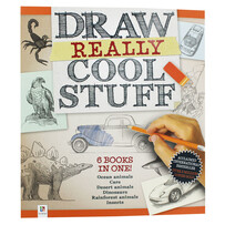 How to Draw / Draw Really Cool Stuff