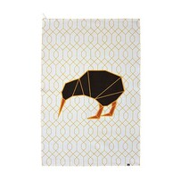 Tea Towel - Geo Kiwi