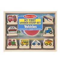 Melissa & Doug - My First Stamp Set Vehicles