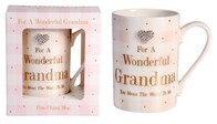 Mad Dots Mug - Wonderful Grandma