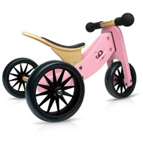 Tiny Tot 2 in 1 - Trike and Balance Bike / Pink
