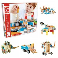 Hape - Handyman Go To Caddy
