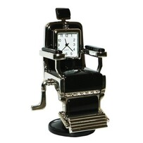 Barber Chair Clock