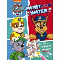 Paw Patrol - Paint with Water