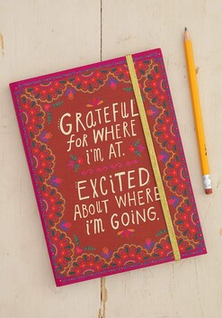 Journal - Grateful For Where I'm At