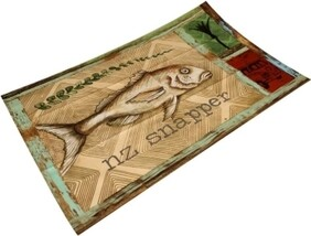 Tea Towel - NZ Snapper