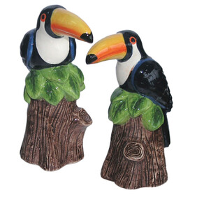 Salt & Pepper Set - Toucan