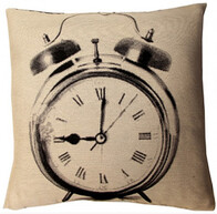 Alarm Clock Cushion