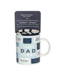 Dad Mug and Sock Set - Jokes