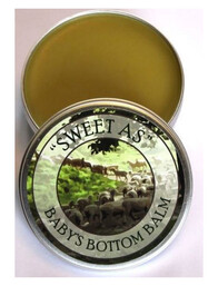 NZ Herbal Ointment / Sweet As (baby bottom balm)