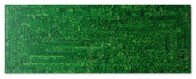 Mosaic Table Runner 80 x 30cm / Green