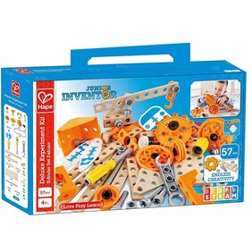 Hape - Junior Inventor Deluxe Kit