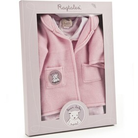 Ragtales Dolls Clothes - Pink Bedtime