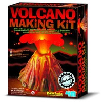 KidzLab Volcano Making Kit