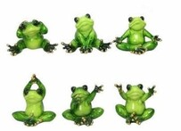 Collectable Frogs
