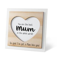 Photo Frame - Best Mum
